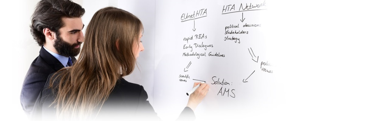 European HTAs – Always one Step Ahead